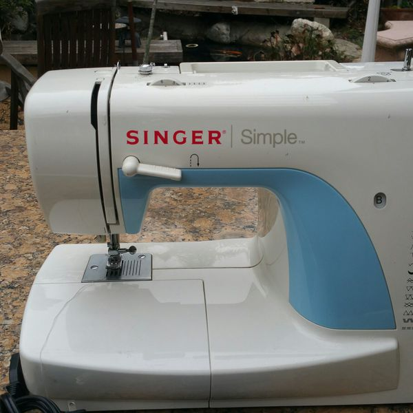 SINGER Household Sewing Machine Model 40 Tested Wroks Well For Stunning Singer Sewing Machine Model 3116