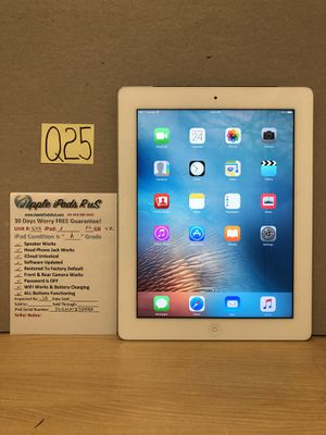 Q25 - iPad 3 32GB VZ for Sale in Los Angeles, CA