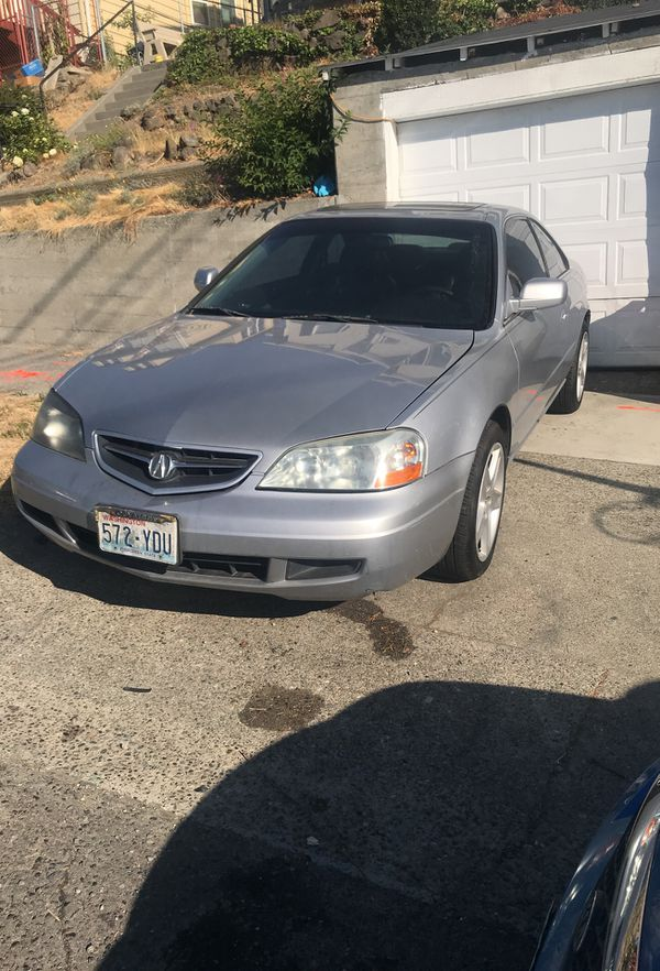 Acura CL Types For Sale In Tacoma WA OfferUp - 2003 acura cl type s for sale