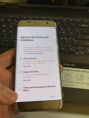 Samsung galaxy s7 edge 32GB GSM Unlocked for Sale in Henrico, VA