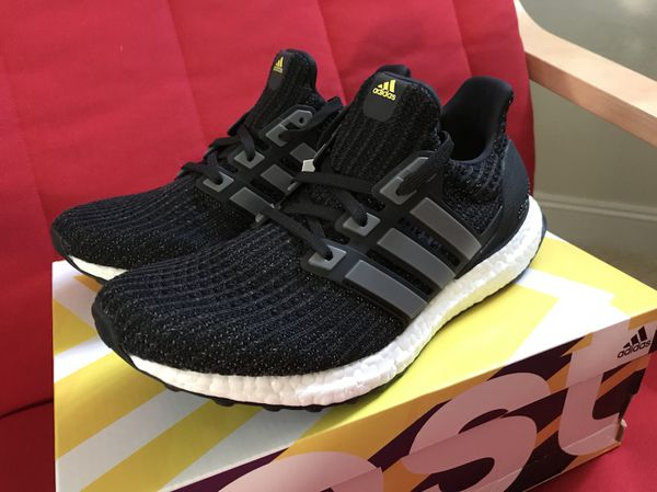 26876a38df1 Adidas Ultra Boost 5th Anniversary LTD Core Black Size 8 for Sale in ...