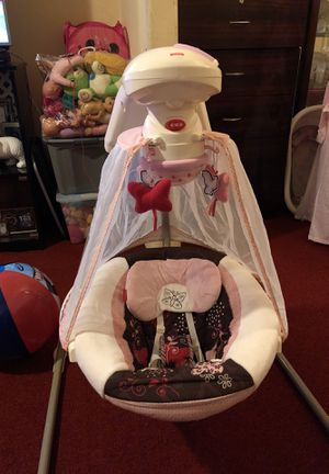 New And Used Baby Swings For Sale In Queens Ny Offerup