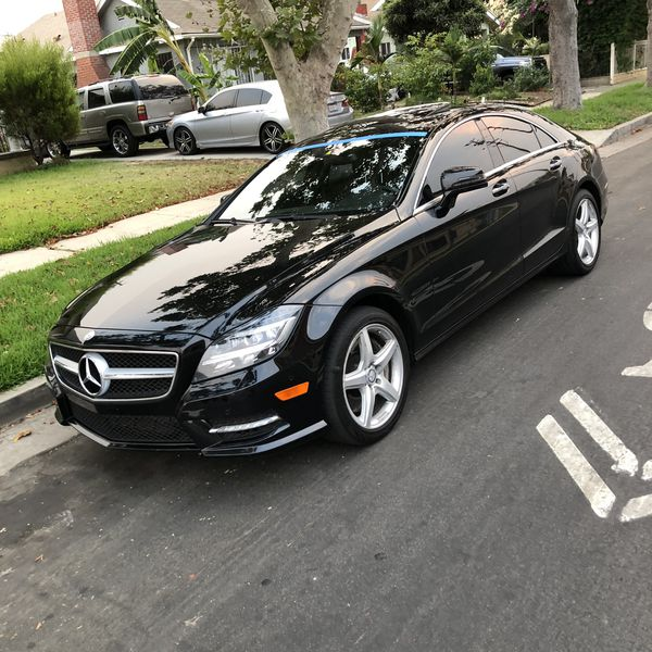 2013 Mercedes Benz Cls550 4Matic V8 TwinTurbo For Sale In