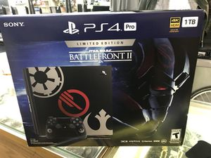PS4 Battlefront 2 Pro for Sale in Baltimore, MD