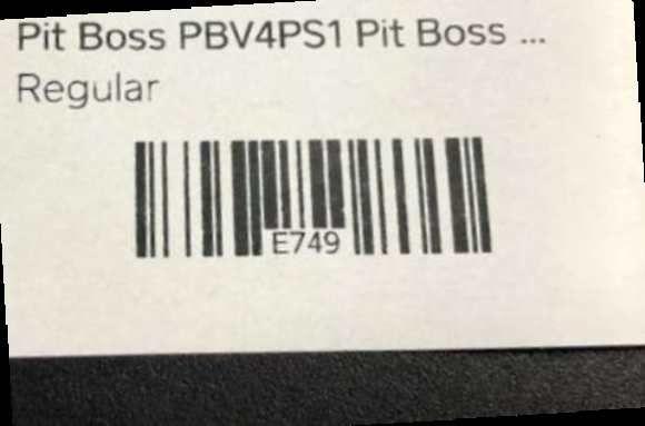 Pit Boss Pit Boss Pro Series 1322-sq in Mahogany Pellet Smoker (Model:PBV4PS1) 7HUB