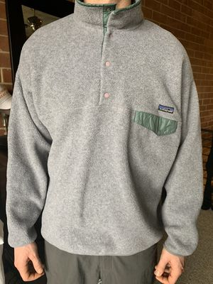 Photo Patagonia synchilla fleece pullover