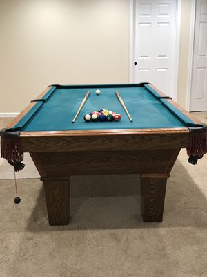 Pool table for Sale in Gaithersburg, MD