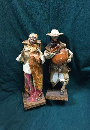 Standing couple in excellent condition. $35.00 set or best serious offer only for Sale in Cleveland, OH