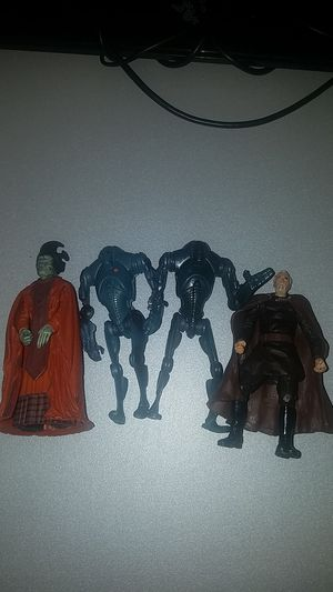 Star wars action figure lot for Sale in Gresham, OR