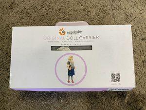 Photo *** Ergo baby doll carrier for kids dolls ***