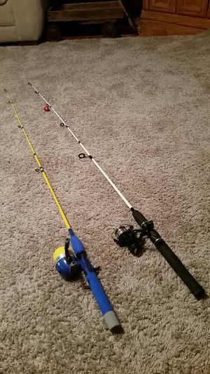 New and Used Fishing rod for Sale in Erie, PA - OfferUp
