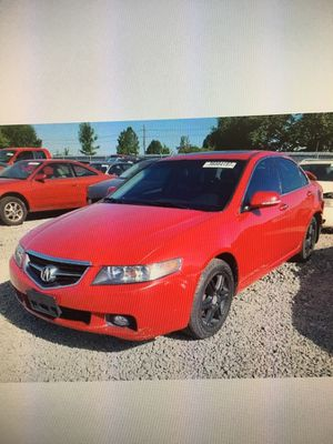 New And Used Acura Parts For Sale In Portland OR OfferUp - 2005 acura tsx parts