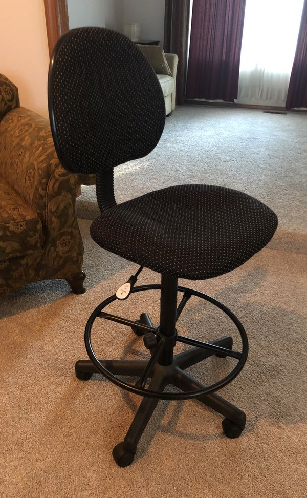 bar height adjustable office chair for sale in renton wa offerup