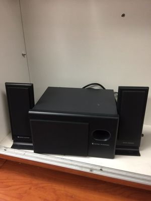 Speakers subwoofer audio for Sale in Miami, FL