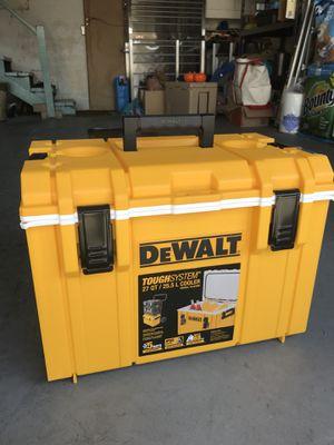 Dewalt Tough System Cooler for Sale in Inglewood, CA