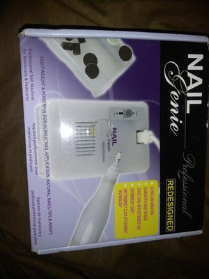 Nail genie professional for Sale in Nashville, TN