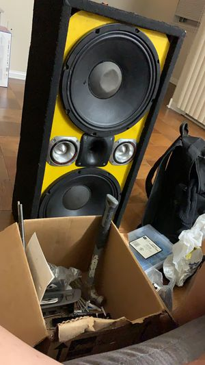 Voice Box , Chuchero , Kitipo for Sale in Chevy Chase, MD