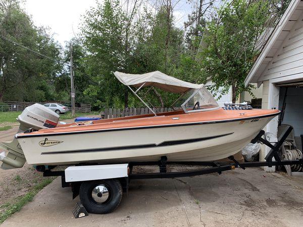 Fort Collins Dealerships >> 73 Larson fish/ski boat for Sale in Fort Collins, CO - OfferUp