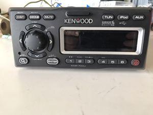 Photo Marine Radio, head unit Kenwood, KMR-700U