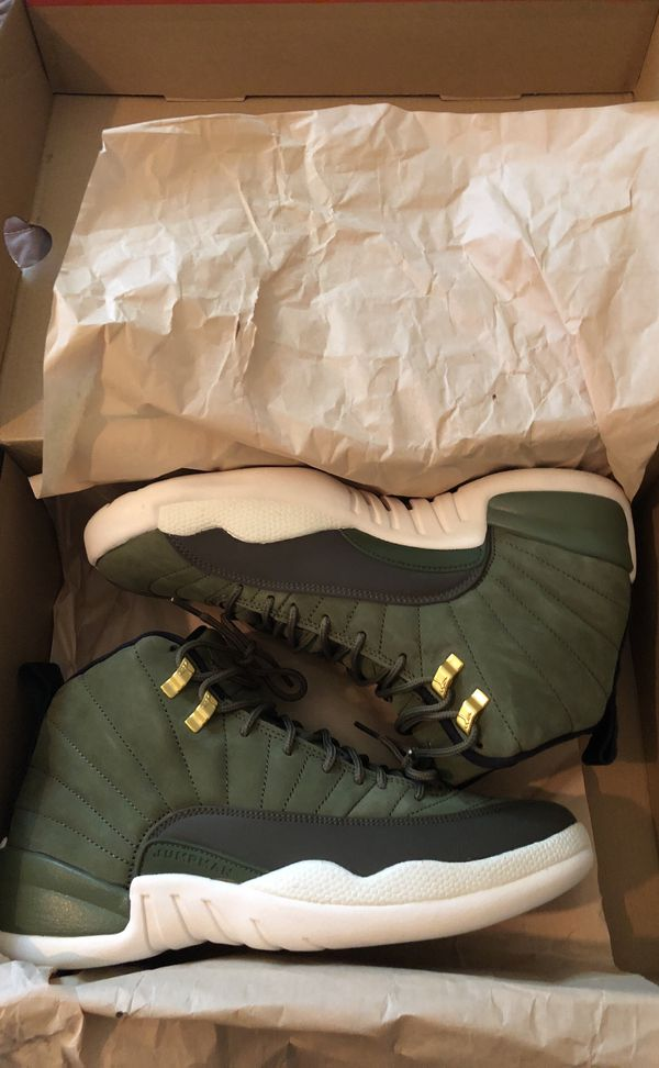 purchase cheap 27924 f534e Olive 12s for Sale in White Plains, MD - OfferUp