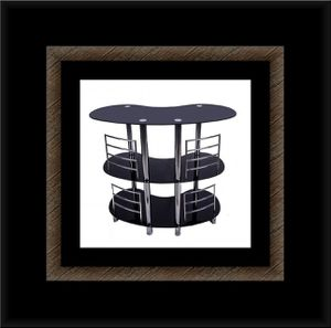 12911 bar glass table for Sale in Adelphi, MD