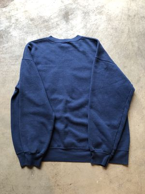 size 40 e4bae 7d2f8 Vintage New England Patriots crew neck sweater for Sale in San Marcos, TX -  OfferUp