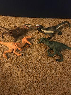 Photo Jurassic Park Dinosaur Set (4)