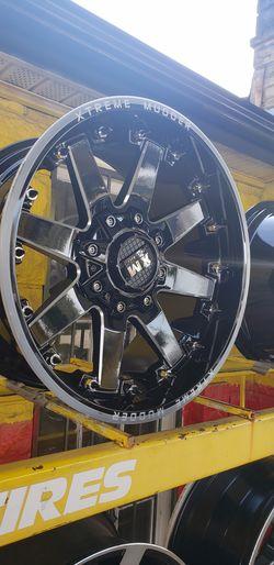 54 down wheels and tires Thumbnail