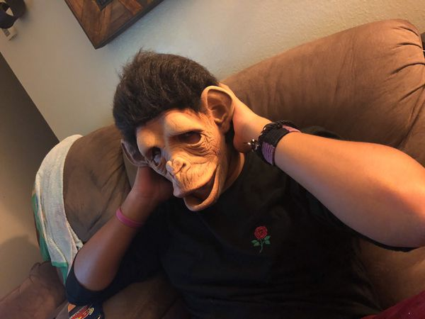 Monkey mask for sale in san diego ca offerup for Used jewelry san diego