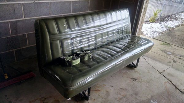 Strange Ford Van Bench Seat For Sale In Burbank Il Offerup Squirreltailoven Fun Painted Chair Ideas Images Squirreltailovenorg