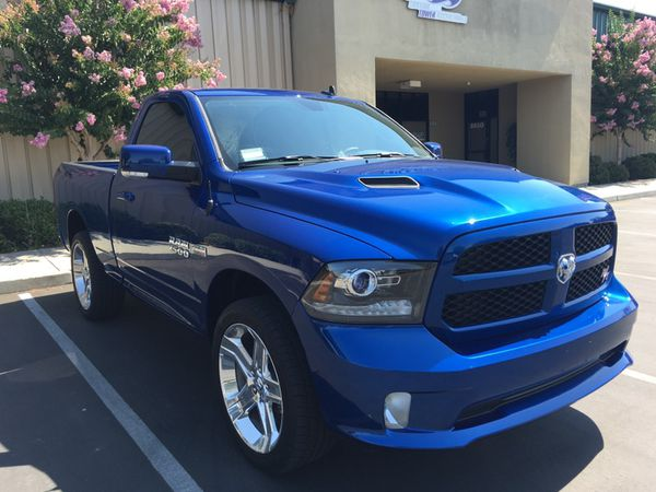 2016 Dodge Ram R T Sport 5 7 Hemi Fully Loaded Rt Only 5 000 Miles