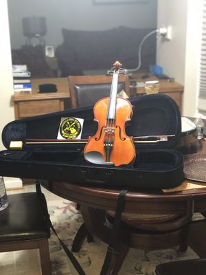 Full Size New Violin for beginners for Sale in Silver Spring, MD