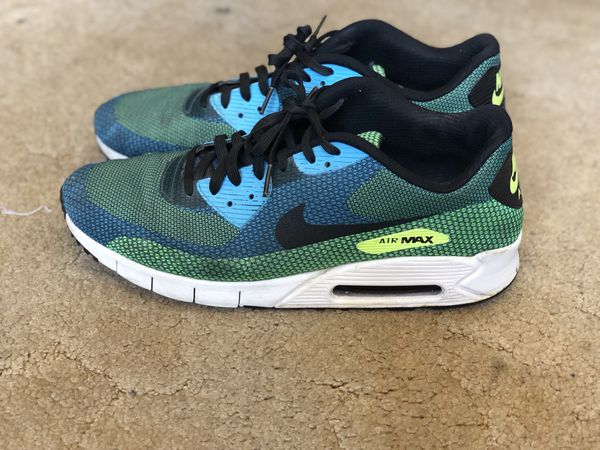 low priced b384c 1142f RARE Nike Air Max 90 JCRD Jacquard Size 13 MSRP $150 631750 300 lizard  green for Sale in Phoenix, AZ - OfferUp