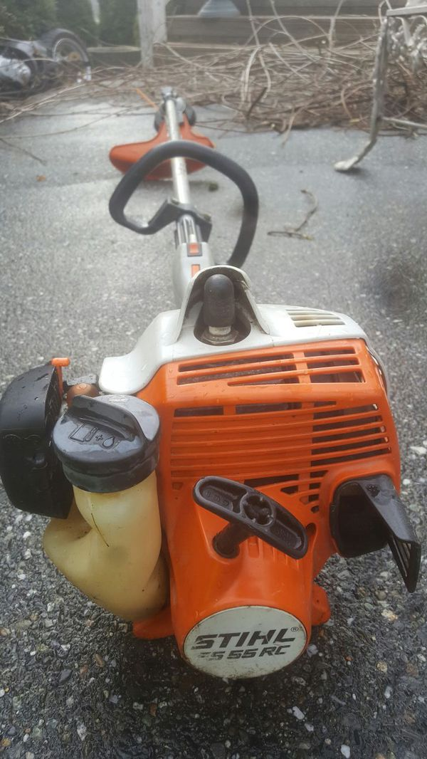 Stihl Fs55 Weed Eater For In Mount
