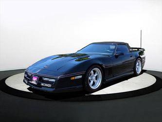 1987 Chevrolet Corvette Thumbnail