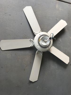 """White Cealing fan,48"""", $15.00 OBO, for Sale in Scottsdale, AZ"""