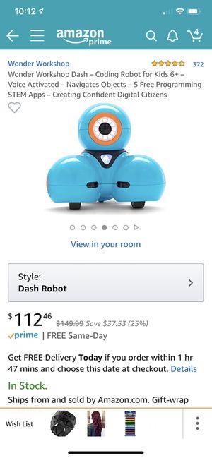 Dash wonder workshop for Sale in San Jose, CA - OfferUp