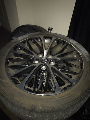 2018. Camry sorts factory rims for Sale in Morningside, MD