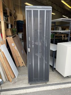 """Commercial Series network server cabinets, servers, patch panels, PDUs, routers, and more,$500 """"COP""""(Click On Profile)  Thumbnail"""