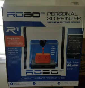 Robo 3D Printer for Sale in Brambleton, VA
