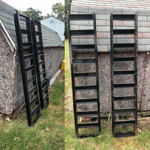 PJ's 7x16 Dump trailer ramps for Sale in Fort Washington, MD