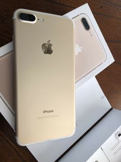 Brand new gold iPhone 7 Plus $150 Thumbnail