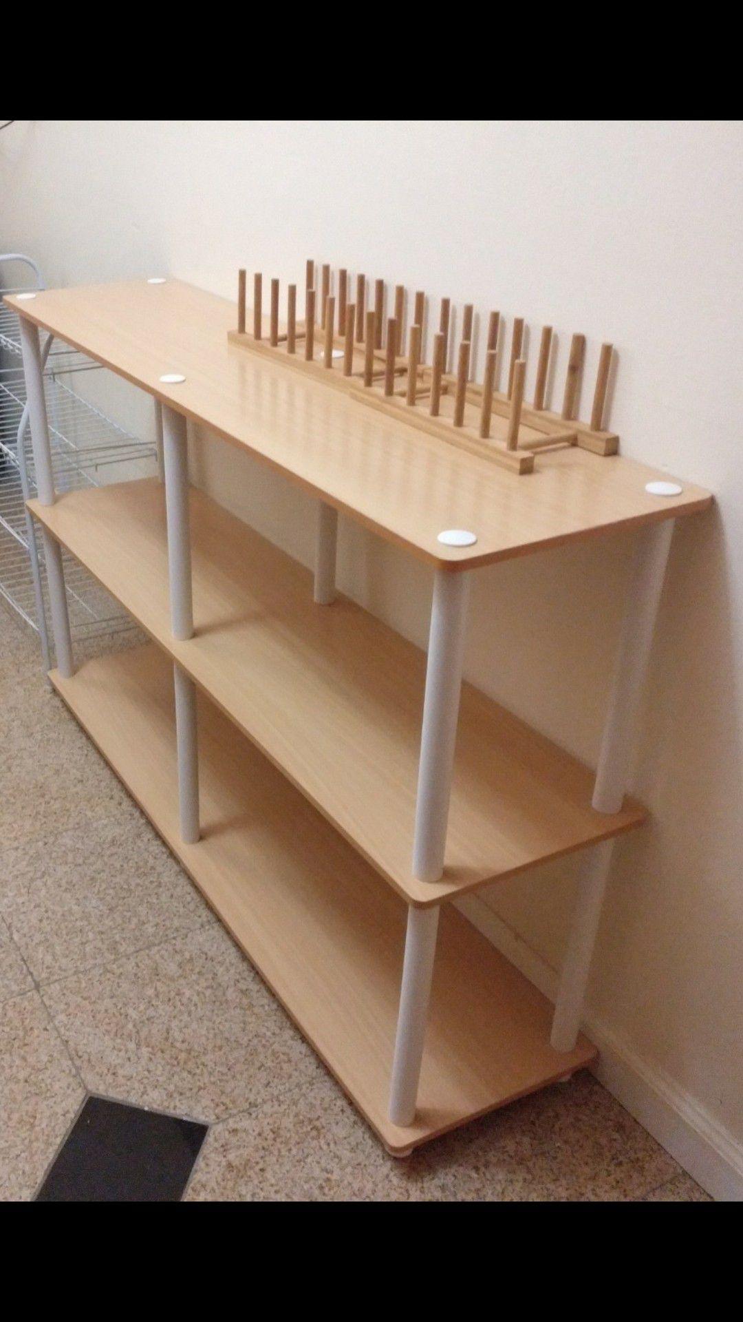 3 Tier storage display rack