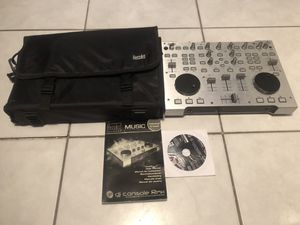 Hercules DJ Console RMX (With Traveling Case) for Sale in Kissimmee, FL