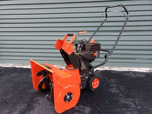 Photo Ariens HEAVY DUTY 2 stage Snow Blower Tecumseh Engine PRICE IS FIRM