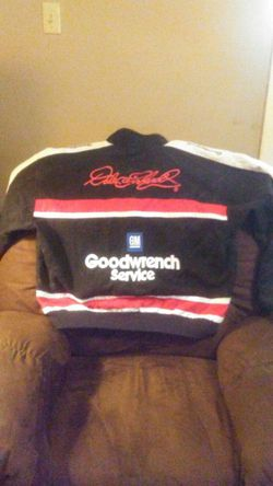 Dale Earnhart Sr coat Thumbnail