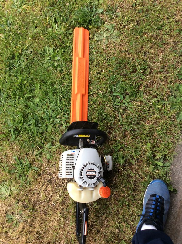 Echo Hedge Trimmer For Sale In Des Moines Wa Offerup