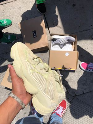 c849e9758 Dead stock Yeezy Blue Tints for Sale in Inglewood