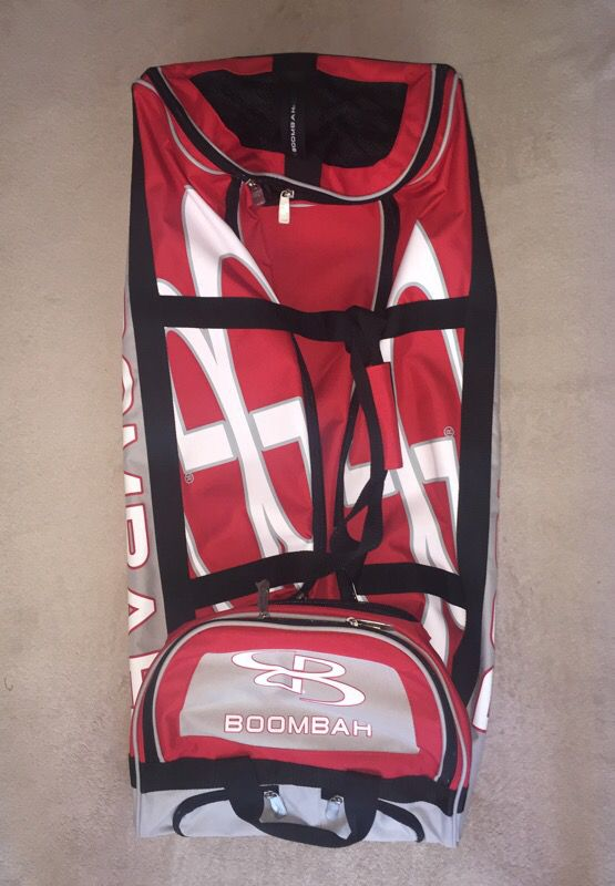 Boombah Brute Rolling Baseball Softball Bag For Sale In