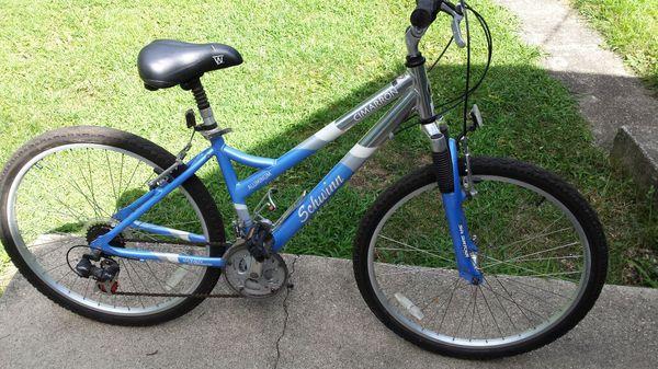 Women Schwinn Cimarron Mountain Bike 26 Inch Wheels For
